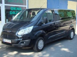 FORD TRANSIT CUSTOM VIP!